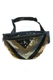 Minx Glitter Fanny Pack - Front cropped
