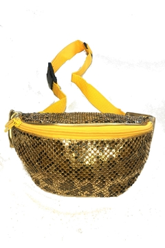Shoptiques Product: Glitter Fanny Pack