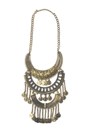 Minx Gold Cleopatra Necklace - Product Mini Image