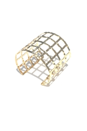 Minx Hammered Cuff - Product Mini Image