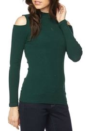 Minx Hunter Cold Shoulder Top - Product Mini Image