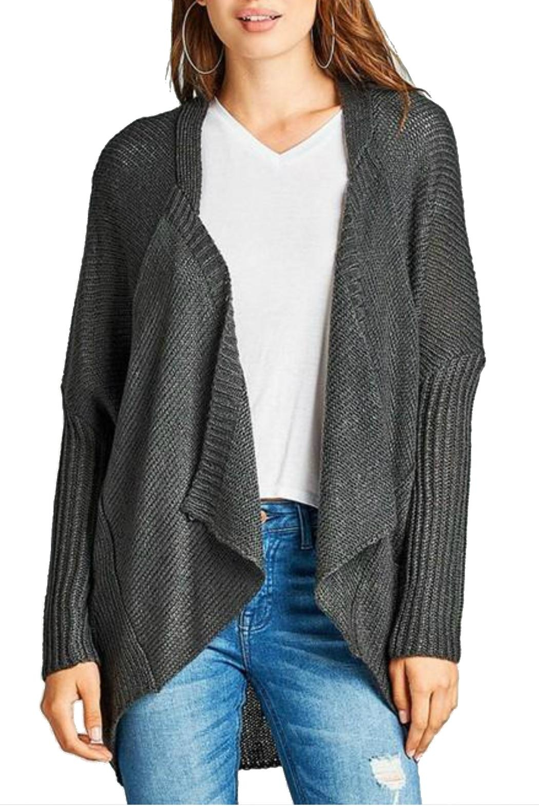 Minx Knit Cascade Cardigan from California by MINX — Shoptiques