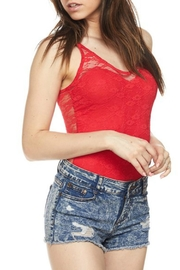 Minx Lace Bodysuit - Side cropped