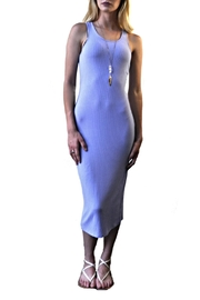 Minx Lavender Midi Dress - Product Mini Image