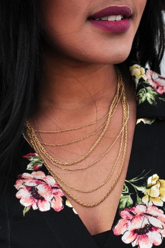 Shoptiques Product: Linked Up Necklace