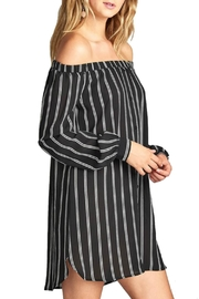 Minx Off Shoulder Dress - Side cropped