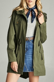 Minx Oversized Cargo Jacket - Product Mini Image