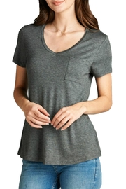 Minx Relaxed Soft Tee - Front cropped