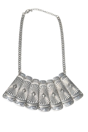 Minx Rosa Statement Necklace - Product Mini Image