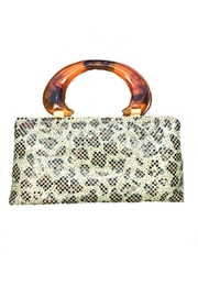 Minx Sequin Leopard Purse - Product Mini Image
