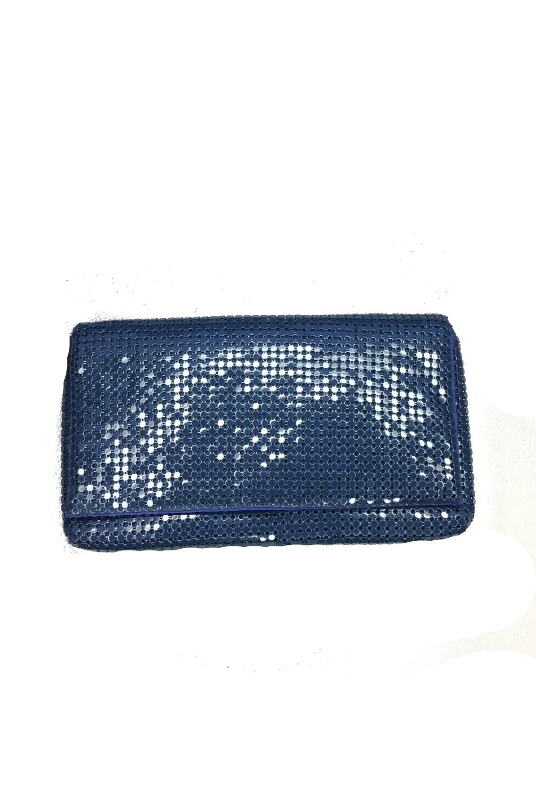 Minx Sequin Sparkle Clutch - Front Full Image