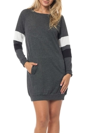 Minx Sporty Sweater Dress - Product Mini Image