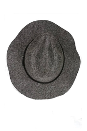 Minx Structured Grey Hat - Side cropped