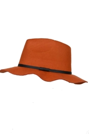 Minx Structured Rust Hat - Product Mini Image
