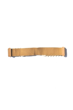 Minx Tan Stretch Belt - Alternate List Image