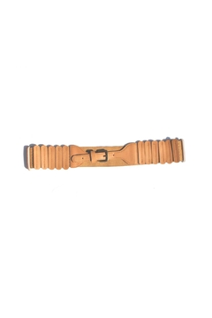 Minx Tan Stretch Belt - Product List Image