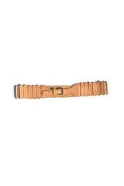 Minx Tan Stretch Belt - Product Mini Image