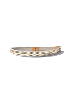 Shoptiques Product: Two Tone Belt