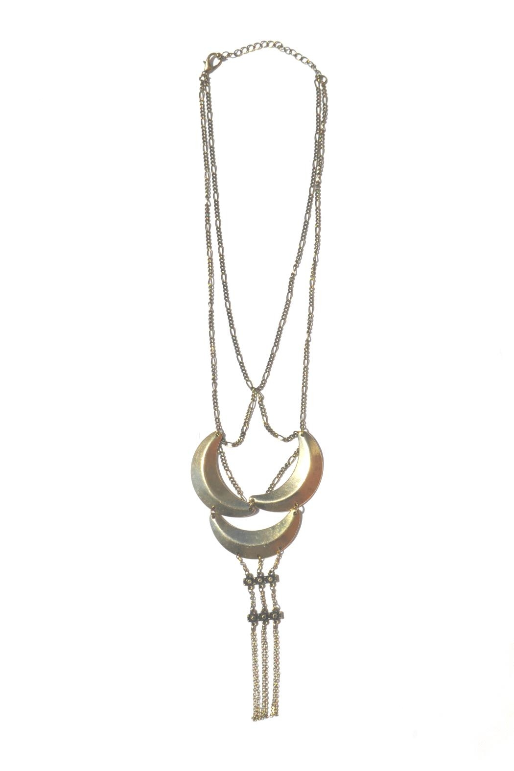 Minx Vetter Necklace - Main Image