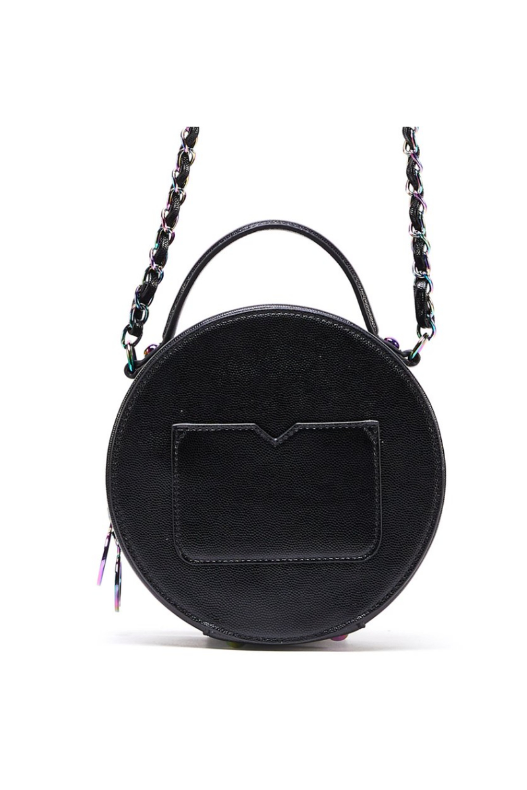Like Dreams MIRA CANTEEN ROUND CROSSBODY - Side Cropped Image
