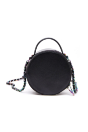 Like Dreams MIRA CANTEEN ROUND CROSSBODY - Front cropped