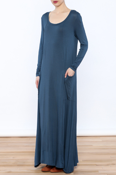 Miracle Berry Flowy Maxi Dress - Product List Image