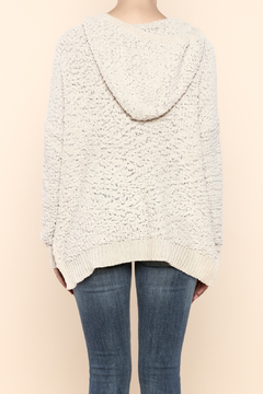 Shoptiques Product: Hooded Soft Sweater