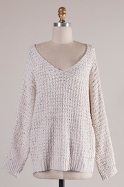 Miracle Ivory Comfy Sweater - Product Mini Image