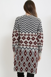 Miracle Long Cardigan Sweater - Other