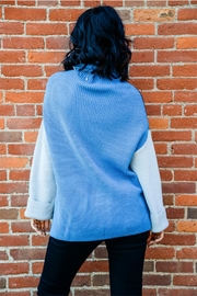 Miracle Three Block Sweater - Side cropped