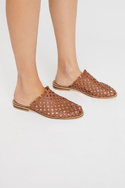 Free People Mirage Woven Flat - Front full body