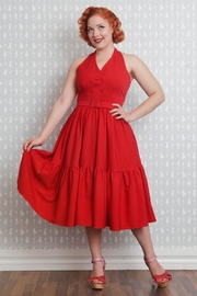 Dress Like the Marvelous Mrs. Maisel Miriam-Rose Swing Dress $99.00 AT vintagedancer.com