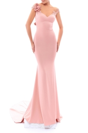 Tarik Ediz Mirriam Gown - Front cropped