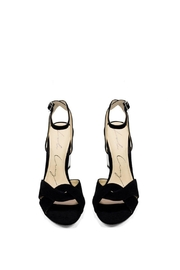 Lola Cruz Mirror Heel Sandals - Side cropped