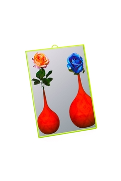 Seletti Mirror Small Flowers - Product List Image