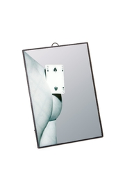 Seletti Mirror Small Twoofspades - Product Mini Image