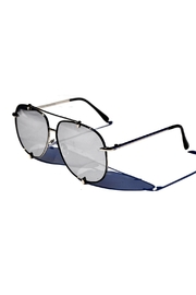 Minx Mirrored Aviator Sunglasses - Product Mini Image