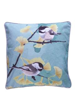 Shoptiques Product: Throw Pillow: Chickadee