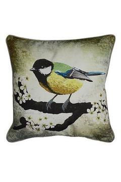 Shoptiques Product: Throw Pillow: Great-Tit