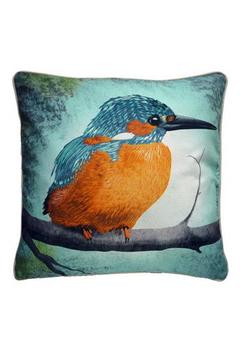 Shoptiques Product: Throw Pillow: Kingfisher