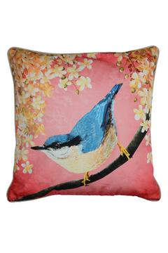 Shoptiques Product: Throw Pillow: Nuthatch