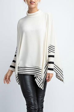 Mon Ami Miru Poncho/sweater Top - Product List Image