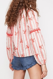 Misa Los Angeles Bijou Top - Side cropped