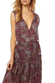 Misa Los Angeles Hollen Dress - Back cropped