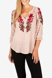 Kut from the Kloth Misato Embroidered Blouse - Product Mini Image