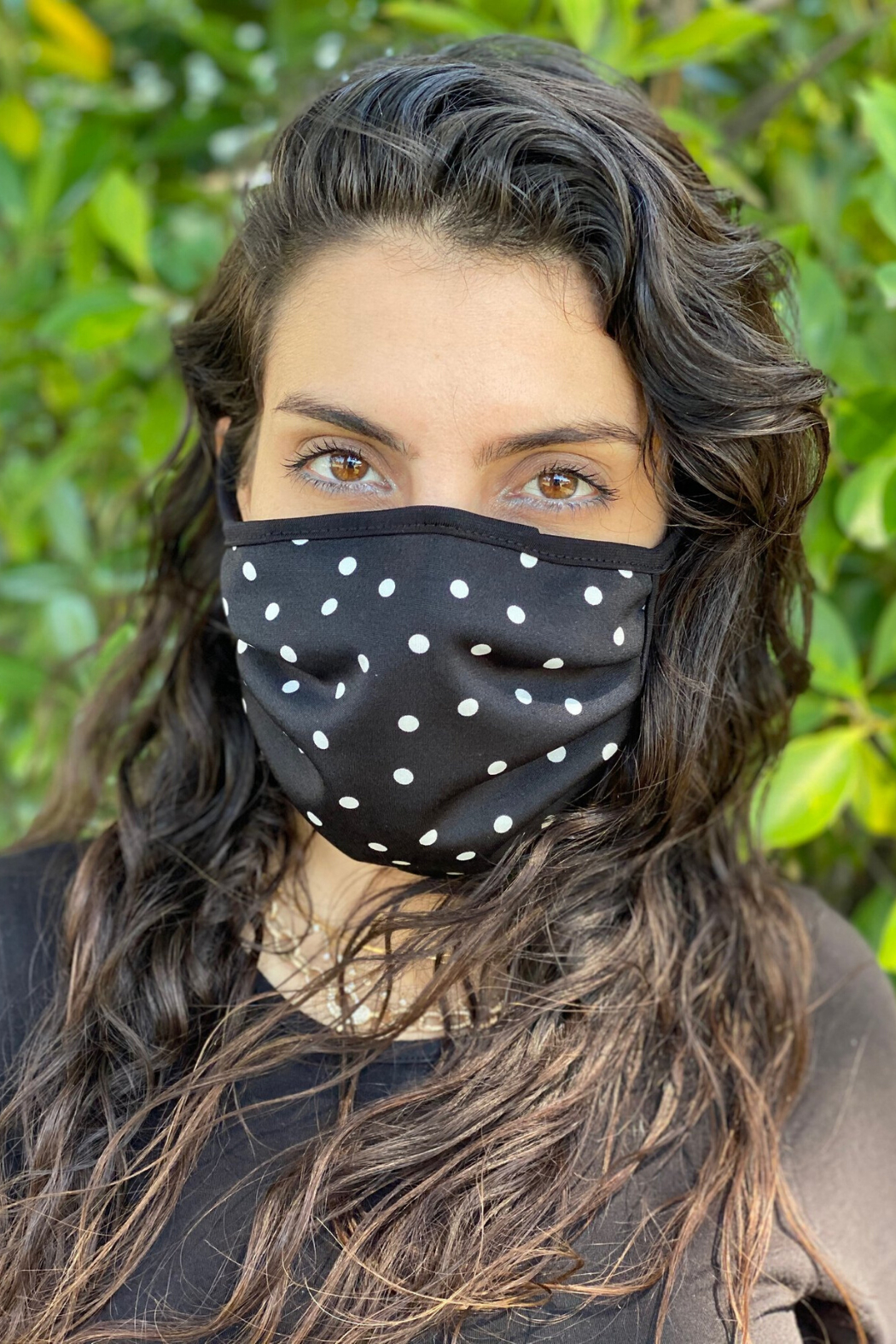 Ariella USA Misc Print Adult Face Mask - Front Cropped Image