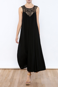Mischa Klein Long Peacock Gown - Product List Image