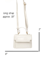 Fame Accessories Mischa Mini Bag - Side cropped