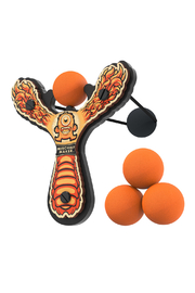 Mighty Fun! Mischief Maker Lil Monster Slingshot - Product Mini Image