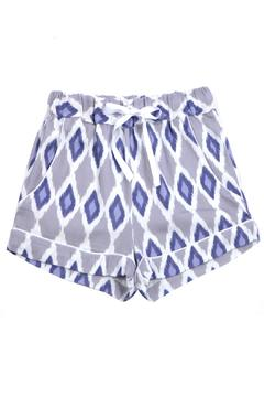 Mish London Ikat Print Shorts - Product List Image